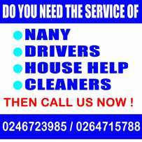 Call us now for your domestic needs