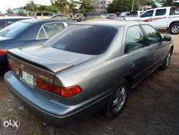 Toyota Camry envelop