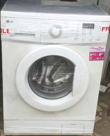 LG 5kg Direct Drive washing machine Lagos Mainland - image 1