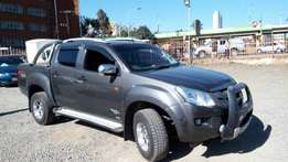 Isuzu dmax double