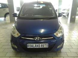 2013 Hyundai i10 1.2 for sale R80 000