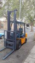 Toyota 3.0 Ton Diesel Forklift For Sale
