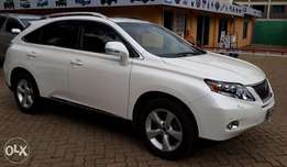 Xtremely Clean Lexus RX450h