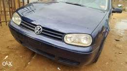 Volkswagen golf4 wagon