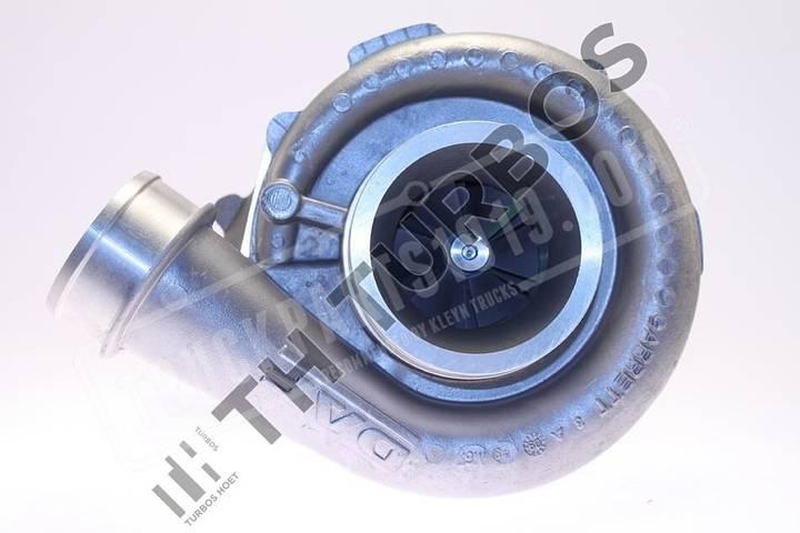 New GARRETT engine turbocharger for truck