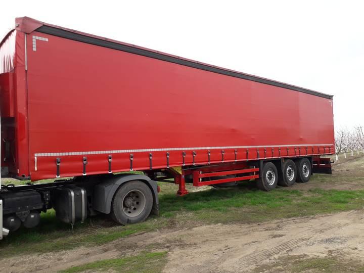Schmitz Cargobull Cargobull - 2013