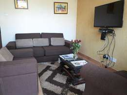 Fully furnished one bedroom to let at westland