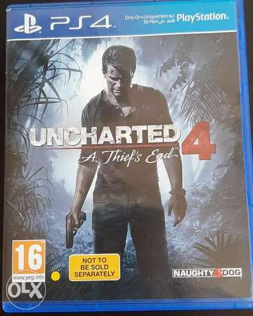 PS4 Game ( New Un used)