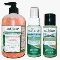 ALL STOP for staphylococcus aerus