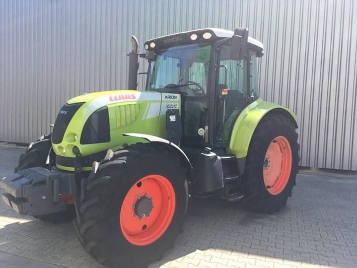 Claas arion 610 c - 2008