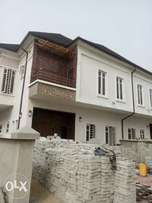 Duplex for sale at back of ikota school