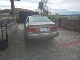 2001 first body few months used Toyota Camry
