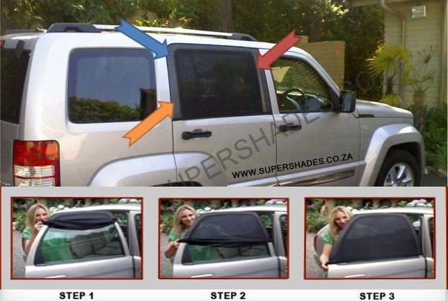 Best Baby Car Window Shades A must have Protect your KIDS Cape Town - image 1