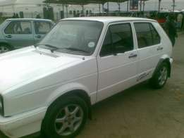 vw golf chico 1.3 for sale R19999