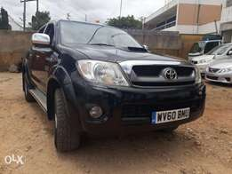 Hilux 2010 Manual HL3 Fully loaded.
