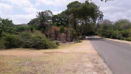 -Kilifi bofa 3/4 acre for sale -Near county commissioners residence -W