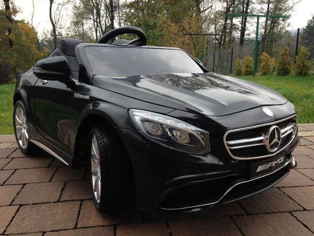 Samochód Mercedes Amg Na Akumulator Motor Elektryczny Auto Dla