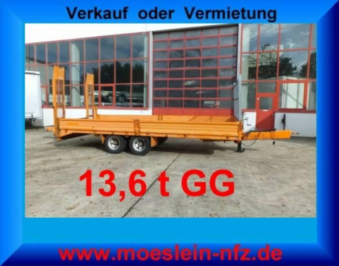 TL140 13,6 t Tandemtieflader - 2011