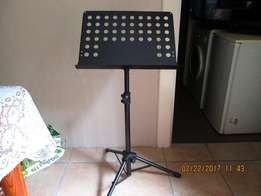 Heavy duty music stand for sale