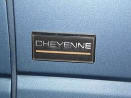 Chev Cheyenne for sale at Auctioneer Discount Price