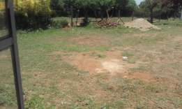 Good commercial plot, malaba town.