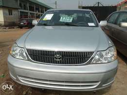 Toyota Avallon Foreign Used