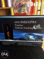 GPS/SMS/GPRS vehicle tracking system
