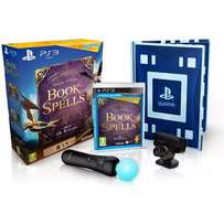 Wonderbook: Book of Spells (Includes Move Controller, Eye Camera)