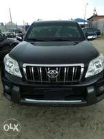 Toyota Prado bullet proof for sale.