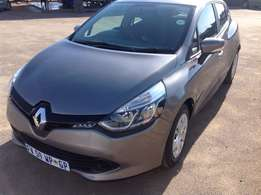 Renault Clio 4 2015 1.2 Authentique*low mileage*