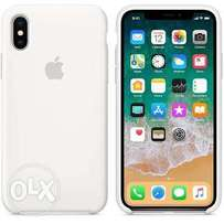 Silicone cover for iphone X,8,7,6
