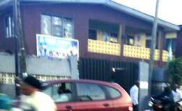 House for sale behind Gtbank kosofe