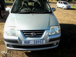 2005 hyundai atos with aircon