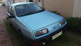 Ford Sierra 3.0 Glx Manual start and go