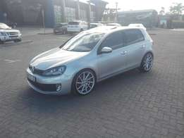 2012 VW Golf 6 GTi DSG Paddle Shift Hatchback