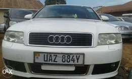 Audi A4 2004 model on market for those who understand Germany Cars