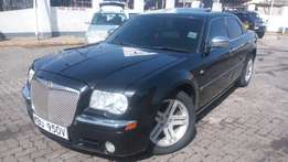 Chrysler 300crd diesel with sunroof