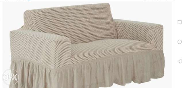 Cover for Sofa 2 seater 2 peice and single seater