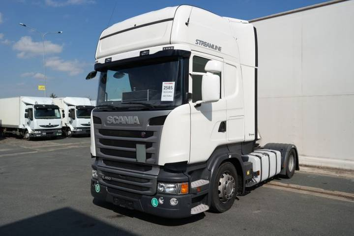 Scania R450 La 4x2 Euro 6 Retardér Low Deck - 2014