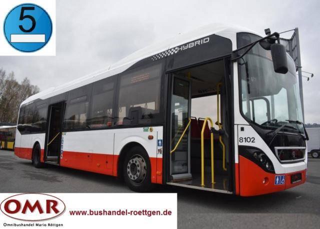 Volvo 8900 H Hybrid / Diesel / 530 / Citaro / 7x vorh. - 2013