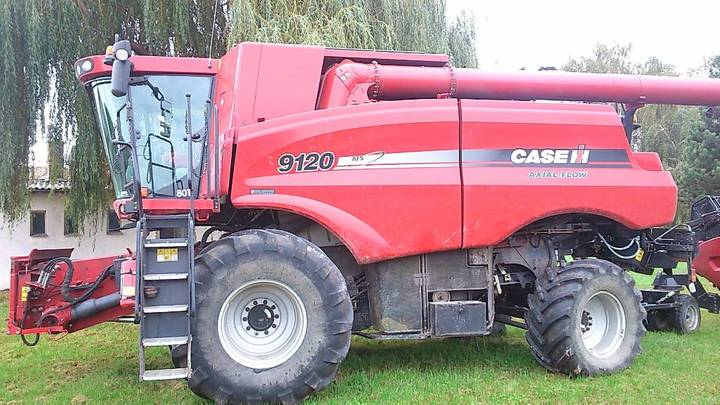 Case Ih Axial Flow 9120 4x4 - 2011