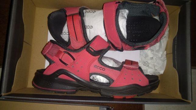 Продам дитячі босоніжки(сандалі) Ecco biom 37 розмір df057ba20120e