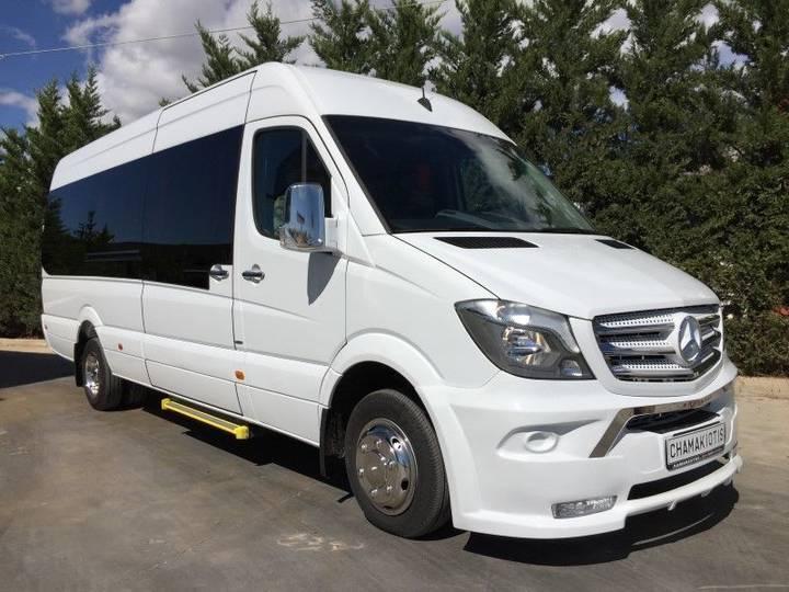 Mercedes-Benz NEW SPRINTER 516 CDi - 2018
