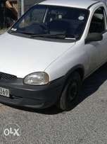 Opel corsa bakkie 1.7d for sale or swap