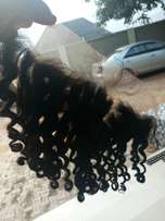 Real Browny hair frontals
