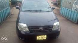 Toyota Corolla bank type for fast sell