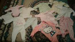 Baby clothes 0-3 mnths