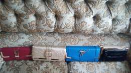 Fashionable clutch bags