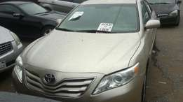 2010 Toyota Camry LE Gold