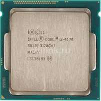 Intel Core i3-4170 3.7 Ghz 4th Generation Cpu 3Months old